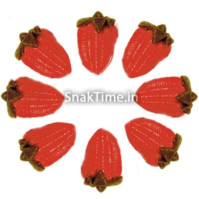 Strawberry Dry Fruit Sweet
