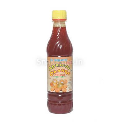 Apricot Orange Syrup