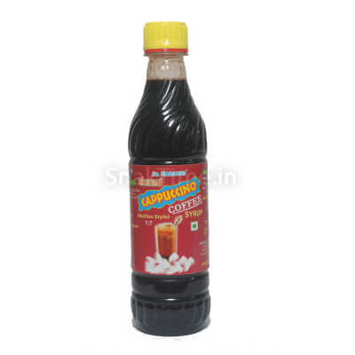 Cappuccino Coffee Syrup
