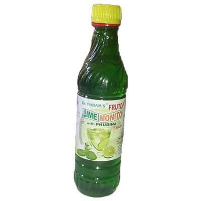 Lime Monito Syrup