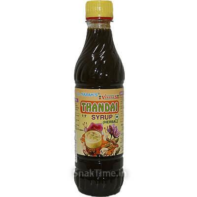Thandai Herbal Syrup
