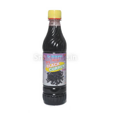 Dry Black Current Syrup
