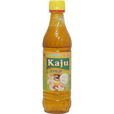 Kaju Syrup